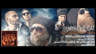 Смотреть клип песни: Jaya the Cat - Put a Boombox On My Grave