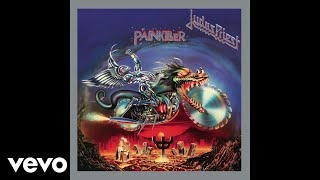 Смотреть клип песни: Judas Priest - Between the Hammer & the Anvil