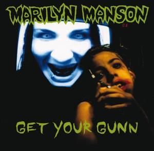 Альбом Marilyn Manson - Get Your Gunn