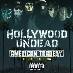 Альбом Hollywood Undead - American Tragedy