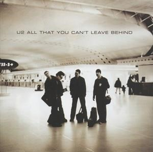 Альбом U2 - All That You Can't Leave Behind
