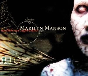 Альбом Marilyn Manson - Antichrist Superstar