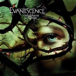 Альбом Evanescence - Anywhere But Home
