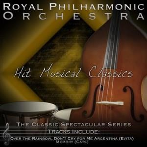Альбом Royal Philharmonic Orchestra London - Hit Musical Classics