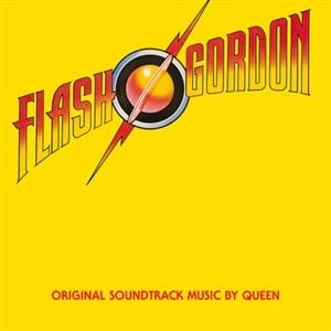 Альбом Queen - Flash Gordon