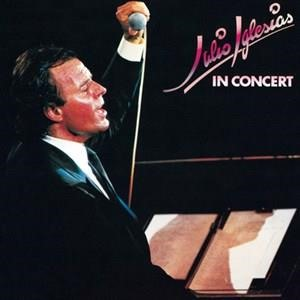 Альбом Julio Iglesias - In Concert