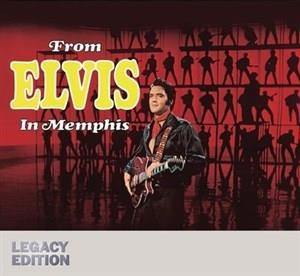 Альбом Elvis Presley - From Elvis in Memphis