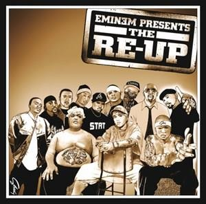Альбом Eminem - Eminem Presents The Re-Up