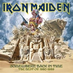 Альбом: Iron Maiden - Somewhere Back In Time