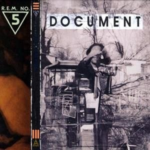 Альбом: R.E.M. - Document