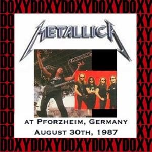 Альбом Metallica - At Pforzheim, Germany, August 30th, 1987