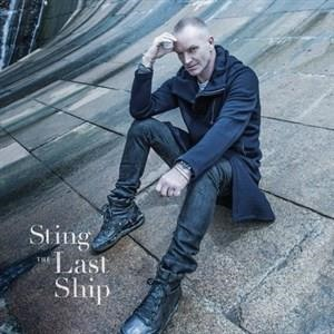 Альбом Sting - The Last Ship