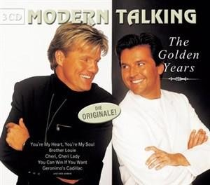 Альбом Modern Talking - The Golden Years 1985-87