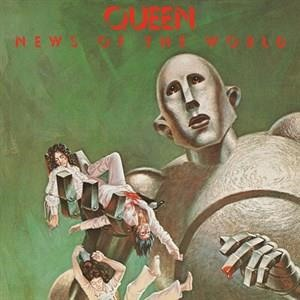 Альбом Queen - News Of The World