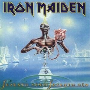 Альбом Iron Maiden - Seventh Son Of A Seventh Son
