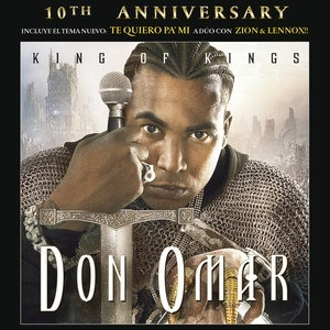 Альбом: Don Omar - King Of Kings 10th Anniversary