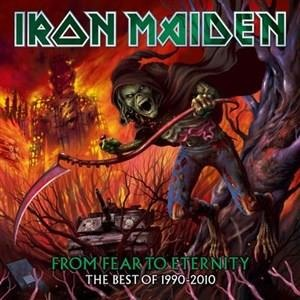 Альбом Iron Maiden - From Fear To Eternity The Best Of 1990-2010