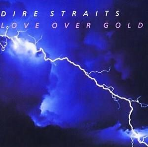 Альбом Dire Straits - Love Over Gold