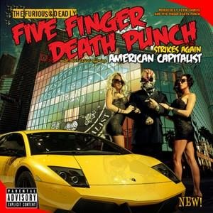 Альбом Five Finger Death Punch - American Capitalist
