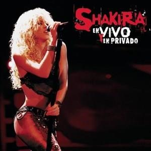 Альбом: Shakira - Live & Off The Record
