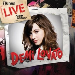 Альбом: Demi Lovato - Live From London EP