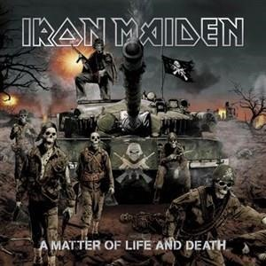 Альбом Iron Maiden - A Matter Of Life And Death