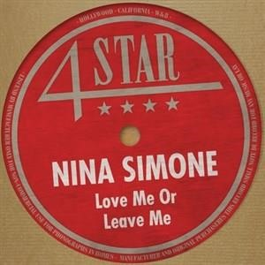 Альбом: Nina Simone - Love Me or Leave Me