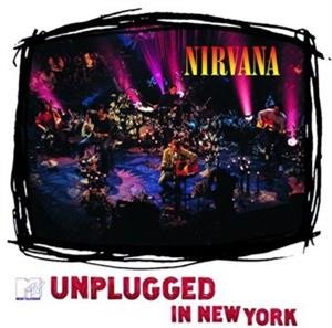 Альбом Nirvana - MTV Unplugged In New York
