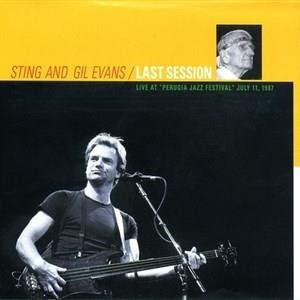 Альбом: Sting - Last Session