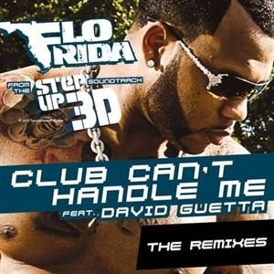 Альбом Flo Rida - Club Can't Handle Me (Feat. David Guetta)