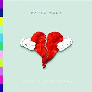 Альбом Kanye West - 808s & Heartbreak