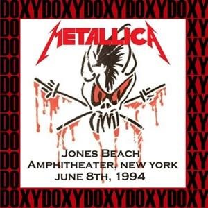 Альбом Metallica - Jones Beach Amphitheater, Long Island, New York, June 8th 1994