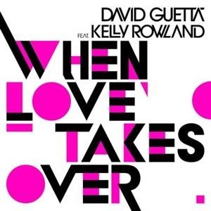 Альбом David Guetta - When Love Takes Over