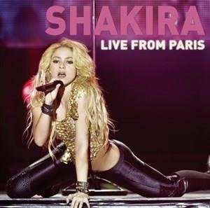 Альбом: Shakira - Live From Paris