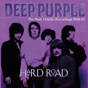 Альбом Deep Purple - Hard Road: The Mark 1 Studio Recordings '1968-69'