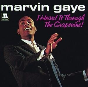 Альбом: Marvin Gaye - I Heard It Through The Grapevine / In The Groove