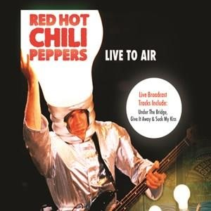 Альбом Red Hot Chili Peppers - Live To Air