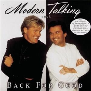 Альбом Modern Talking - Back For Good/2nd