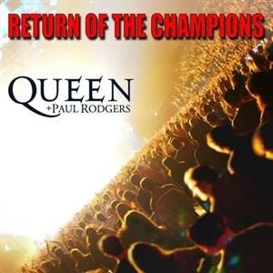 Альбом Queen - Return Of The Champions