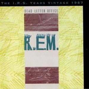 Альбом: R.E.M. - Dead Letter Office: The I.R.S. Years Vintage 1987