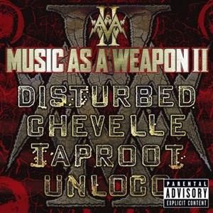 Альбом Disturbed - Music As A Weapon II