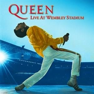 Альбом Queen - Live At Wembley Stadium