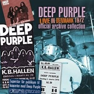 Альбом Deep Purple - Live In Denmark `72