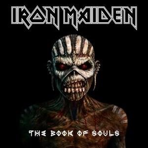 Альбом Iron Maiden - The Book Of Souls