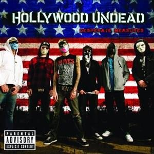 Альбом Hollywood Undead - Desperate Measures
