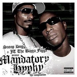 Альбом Snoop Dogg - Mandatory Hyphy - Radio Edits