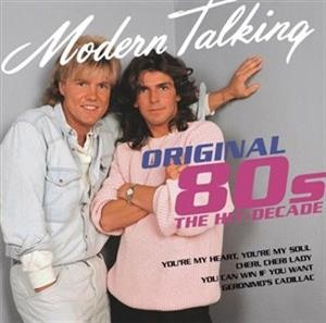 Альбом Modern Talking - Original 80's