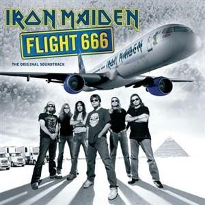 Альбом: Iron Maiden - Flight 666: The Original Soundtrack