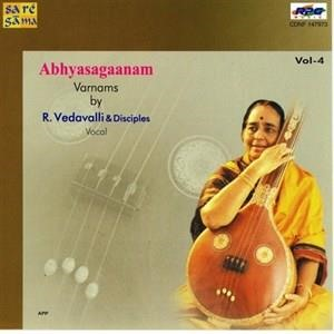 Альбом Disciples - Abhyasagaanam Varnam R Vedavalli And Disciples Volume 4