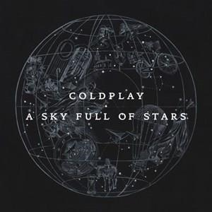 Альбом Coldplay - A Sky Full Of Stars